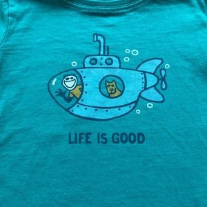 Life Is Good Shirts & Tops - 3/$20❤️Life is Good t shirt size 2T